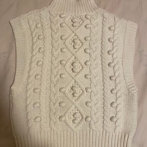 Aritzia Wilfred alps sweater xxs